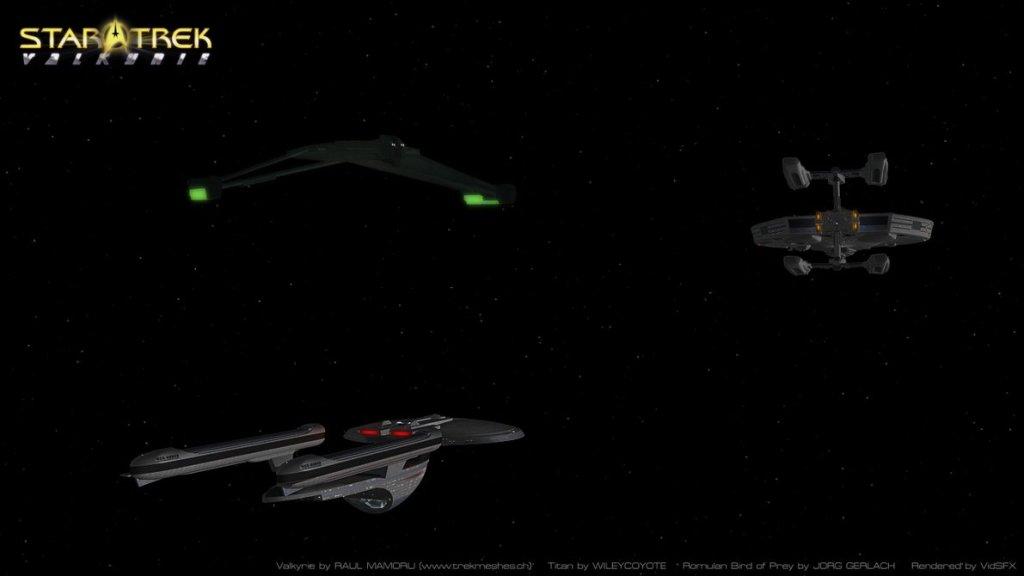 Romulan Standoff