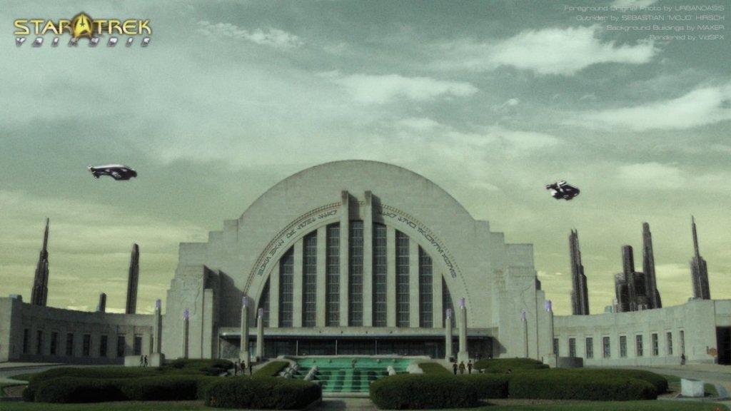 Huan Hall of Light
