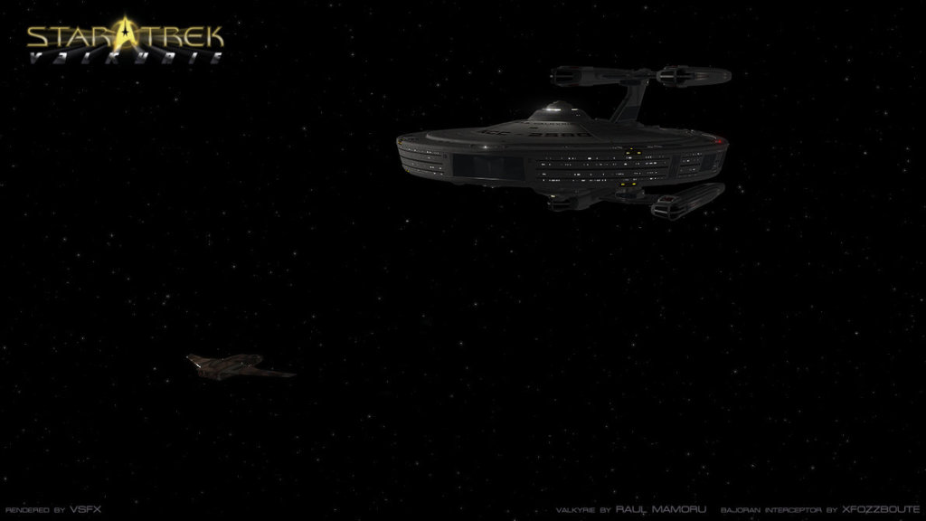 Bajoran Intercept